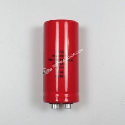 CONDENSATEUR 470µF / 400VDC