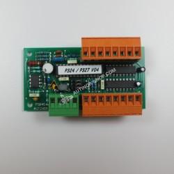 P324 + CONNECTEURS